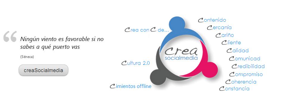 creaSocialmedia con estrategia